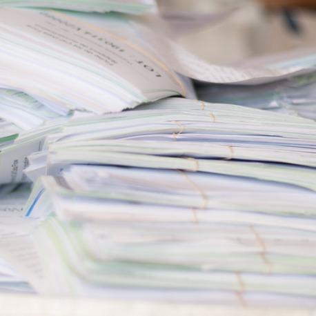 Documents à détruire
