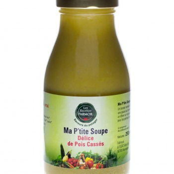 Ma P'tite soupe Délice de Pois cassés 250ml