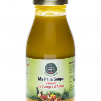 Ma P'tite soupe Velouté de Courges d'Antan 250ml