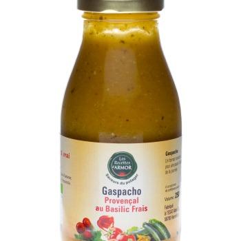 Gaspacho Provençal au Basilic frais 250ml