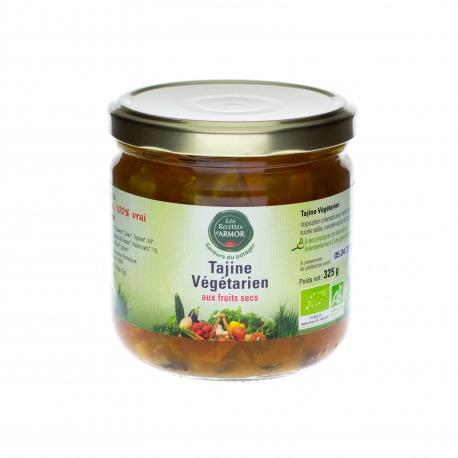 Tajine Végétarien aux fruits secs 325gr