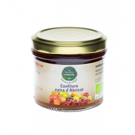 Confiture extra d'Abricot 250gr