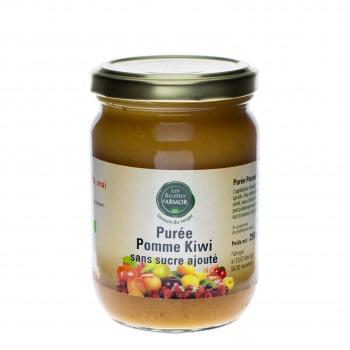 Purée Pomme Kiwi sans sucre ajouté 250gr