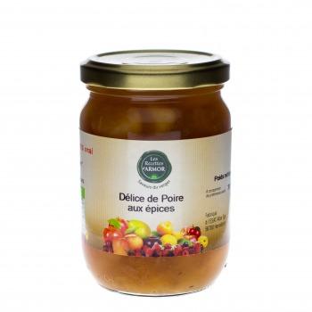 Délice de poire aux épices 250ml