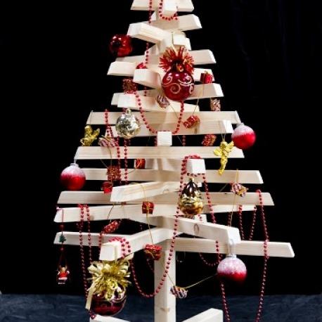 Sapin de Noël modèle Paimpont