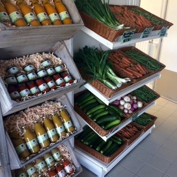 Ma boutique Bio à Caudan (56)